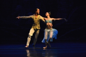 Solor e Nikiya - Foto: apetecer.com