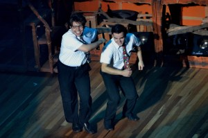 Cunnigham e Price - Foto: apetecer.com