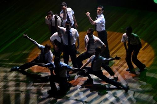 """""""The Book of Mormon"""", na Cidade das Artes - Foto: apetecer.com"""