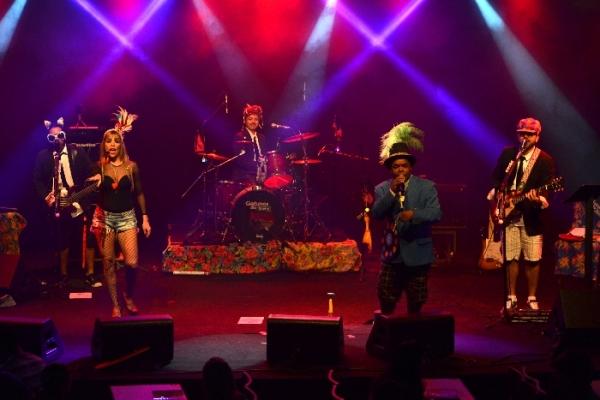 Cassino dos Gatunos - Vem karaokê - Teatro Rival - Foto: apetecer.com