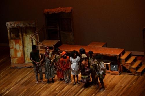 """""""The Book of Mormon"""" na Cidade das Artes - Foto: apetecer.com"""
