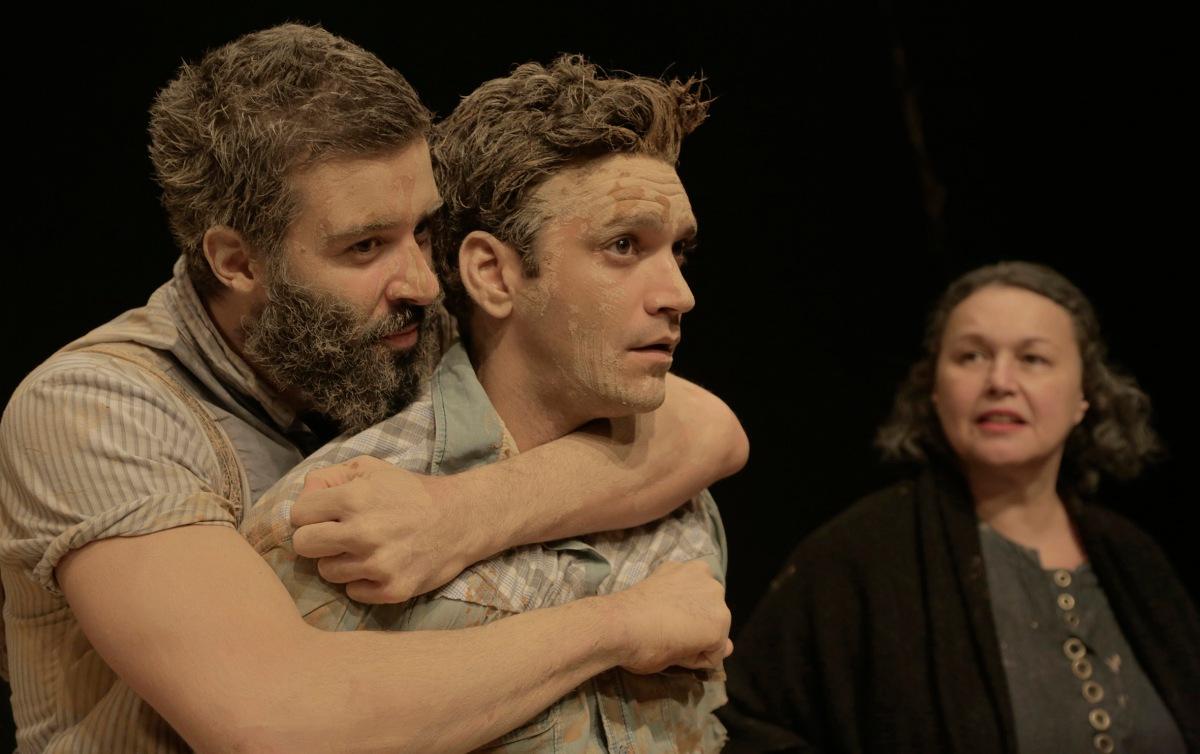 """""""Tom na Fazenda"""" no Teatro Poeirinha"""