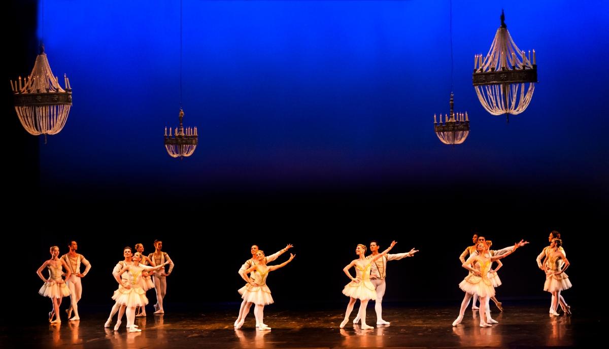 'Primavera da Dança' com Ballet do Theatro Municipal na Cidade das Artes